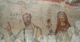 من هنّ القديسة تقلا والقديسة بربارة والقديسة كاترينا؟
