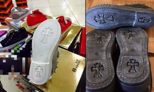 """شركة تركية تهين المسيحيين بـ""""صليب"""" أسفل نعال الأحذية تزامنا مع أسبوع الآلام"""