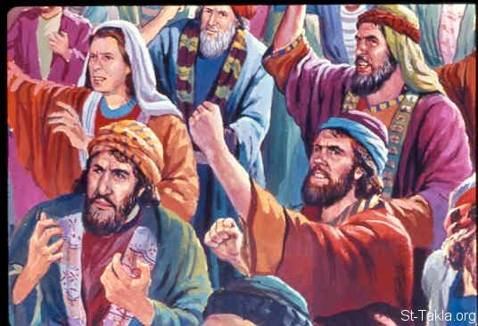 تعليقاً على ابادة عماليق وقتل الرجال والاطفال والنساء والرضع؟ في صموئيل الاول 15: 3