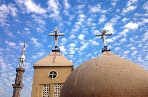 عاجل ضبط إرهابى قبل تفجير كنيسة بمركز نجع حمادى