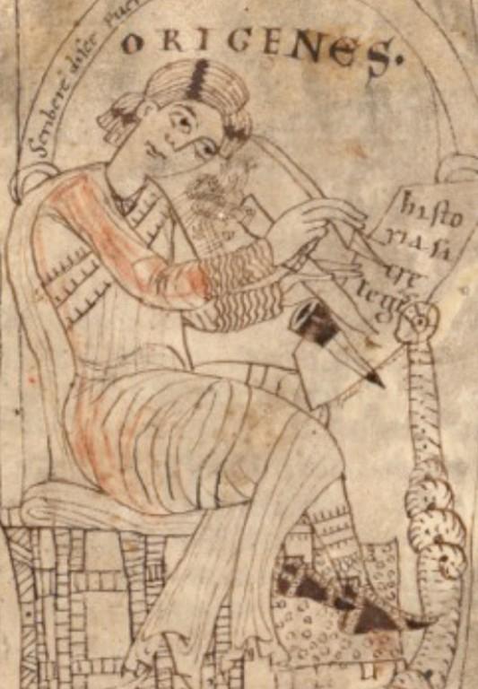 العلامة أوريجانوس (185م -203م) - دكتور سامح فاروق حنين