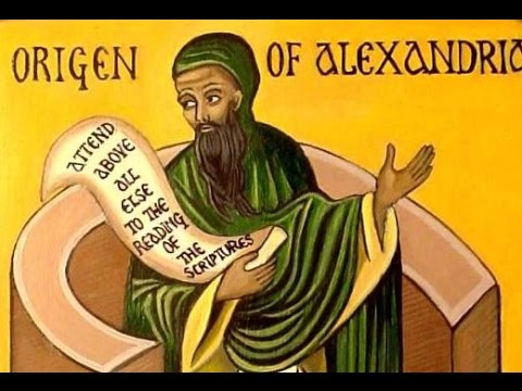 عظات أوريجانوس على سفر التكوين