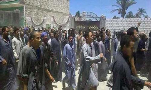 أقباط منبال: لم نخرج من منازلنا منذ أمس ولا نقبل أي إهانة للمسلمين