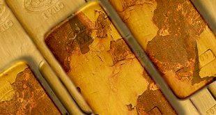 هل الذهب يصدأ بحسب يعقوب 5: 3 ذهبكم وفضتكم قد صدئا؟