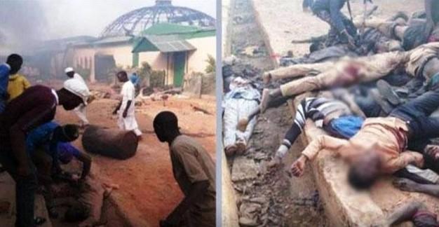 """قادة الكنيسة في نيجيريا : المسيحيون يتعرضون لـ""""ابادة جماعية"""" علي يد المتشددين ويجب وقفها على الفور"""