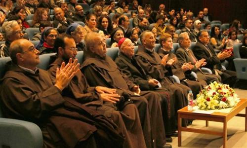 مبادرة البابا فرانسيس المسكونية من أجل مسيحيي الشرق الأوسط