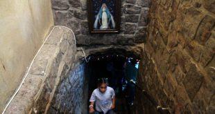 عاجل: محاولة تفجير كنيسة السيدة العذراء بمسطرد