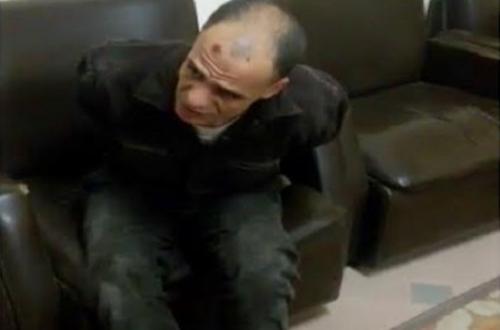 """صور.. الحكم بالإعدام على """"إمبراطور الشامية"""" """"أشرف حلاقة"""" قاتل القبطيين بأسيوط"""