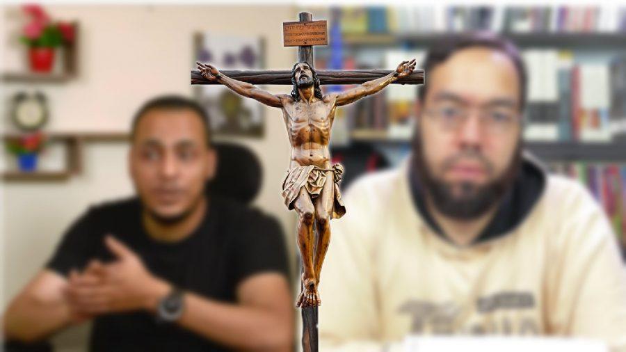 """المسيح إتصلب – إزاي بعد 600 سنة المسلمين يقولوا """"شبه لهم"""" - الجزء الأول ردا على محمود داود ومحمد شاهين (التاعب)"""