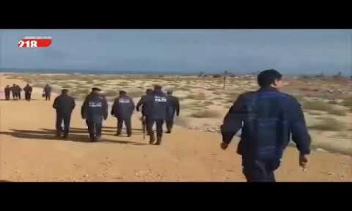 بعد 4 سنوات.. الشرطة الليبية تحدد موقع ذبح الأقباط في ليبيا.. فيديو