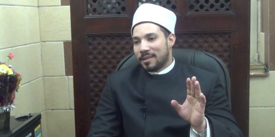 عاجل: إيقاف عبدالله رشدي عن الخطابة والعمل الدعوي ومنعه من صعود المنبر