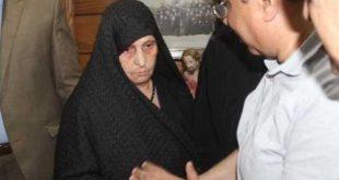 سيدة الكرم ترفض التنازل عن حرق منزلها بعد تصالح اقباط الكرم عن حرق منازلهم