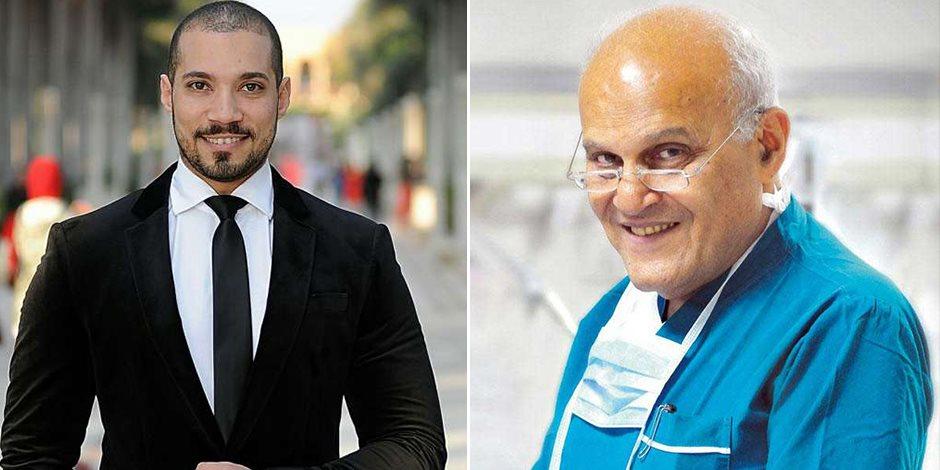 بلاغ للنائب العام ضد عبد الله رشدي وسامح عبد الحميد لتطاولهما على مجدي يعقوب