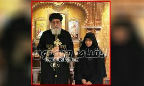 بالفيديو.. راهبة مزيفة تدعي انها سكرتيرة البطريرك لاستقطاب القبطيات.. والبابا يكشفها