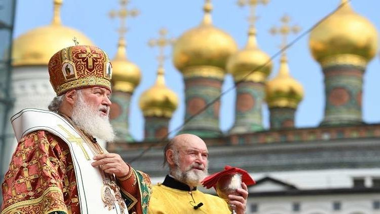 وفاة أول أسقف أرثوذكسى روسى بفيروس كورونا