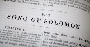 التفسير اليهودي لسفر نشيد الأنشاد هل هو رمزي؟ ترجمة: مريم سليمان