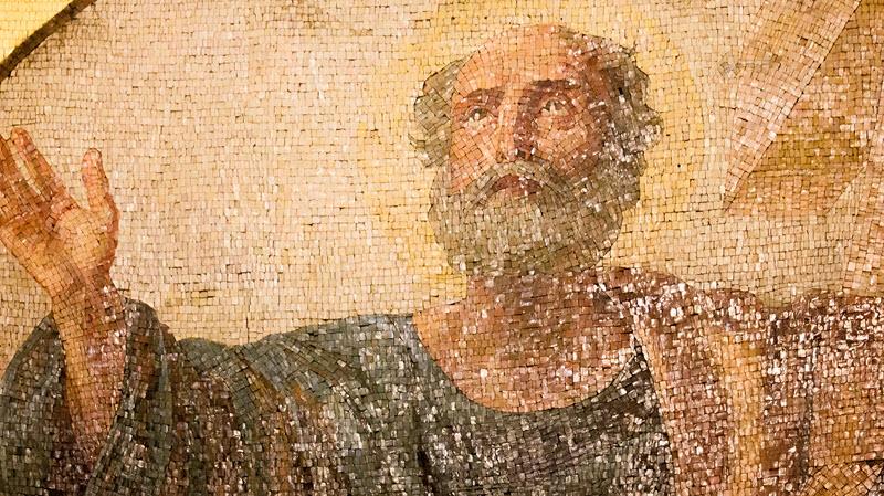 رداء بولس - الكلام الشخصي في الكتاب المقدس - هروب أحمد سبيع