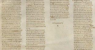 مقابلة مع دانيل بي ووالاس بشأن المخطوطات الجديدة للعهد الجديد - ترجمة: ايفيت سابا