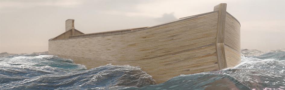 كيف استطاع فلك نوح أن يقاوم العاصفة؟ - ترجمة اندرو ابادير