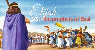لماذا قتل إيليا كل انبياء البعل ال 450؟ - العنف في العهد القديم - ترجمة: مينا خليل