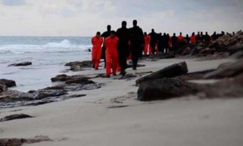 قصة شهداء ليبيا - رسالة البابا فرنسيس بمناسبة ذكرى استشهاد واحد وعشرين مسيحياً قبطيا في ليبيا