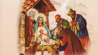 ميلاد المخلص للقديس أمبروسيوس أسقف ميلان